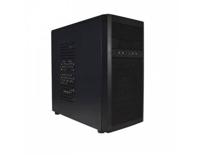 Cronus 63180M with 500W PSU USB 2.0 Matte Black Mesh Front Micro ATX Case