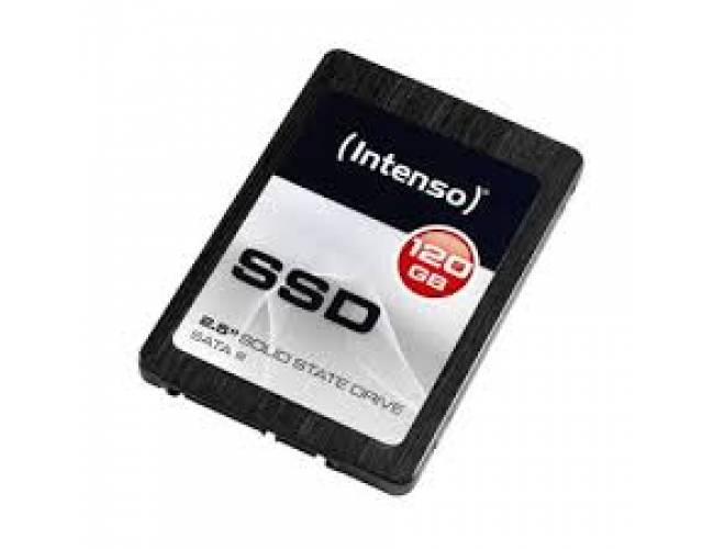 Intenso Slim 7mm 120GB SATA III Solid State Drive