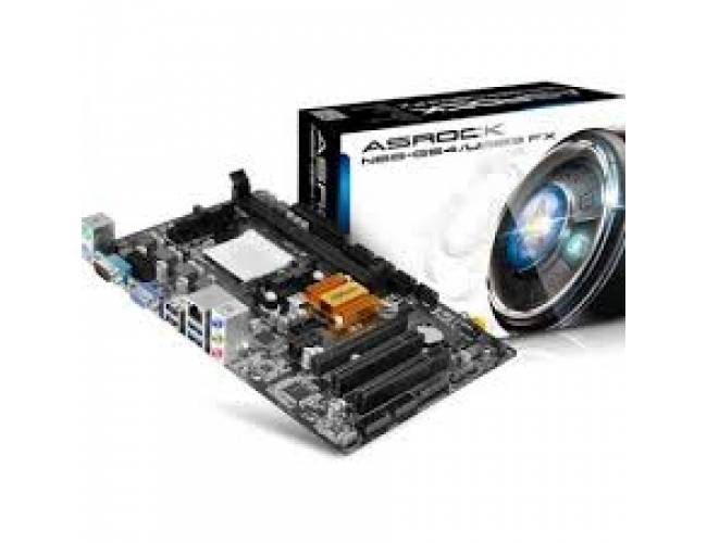 ASRock N68-GS4/USB3 FX R2.0 AMD Socket AM3/AM3+ Micro ATX D-Sub USB 3.0 Motherboard