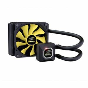 Akasa Venom A10 AiO Universal Socket 120mm PWM 1900rpm Liquid CPU Cooler