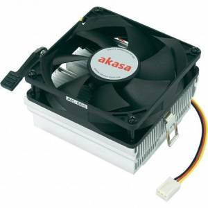 Akasa AK-865 AMD Socket 80mm 2300rpm Fan CPU Cooler