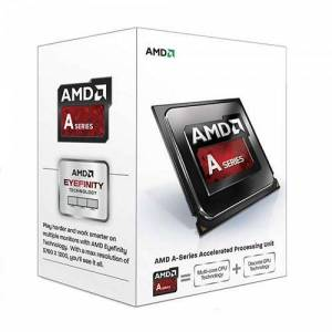 AMD Richland A4 6300 3.7GHz Dual Core FM2 Socket Processor