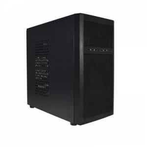 Cronus 63180M with 500W PSU USB 2.0 Matte Black Mesh Front Micro ATX Case