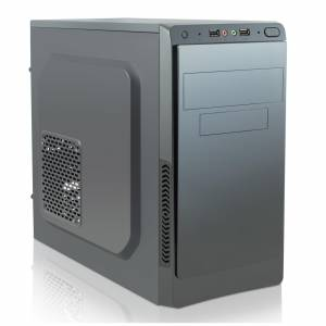 Cronus 63601 Micro ATX Case with 500w PSU USB2 w Gloss Finish