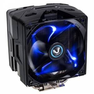 Sapphire Vapour-X Universal Socket 2 x 120mm PWM Blue LED Fan 2200RPM High Performance Fan CPU Cooler